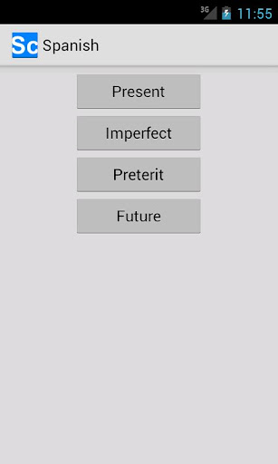 【免費教育App】Spanish Verb Conjugator FREE-APP點子