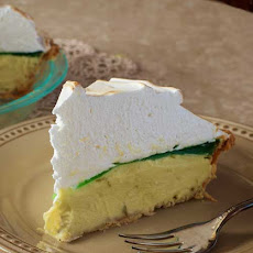 Margarita Meringue Pie