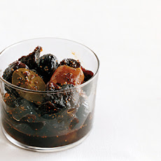 Peppery Fig and Cider Compote