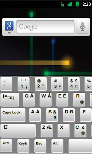 MaxiKeysDemo keyboard
