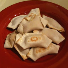 Baked Crab Rangoon (Using Imitation Crab)