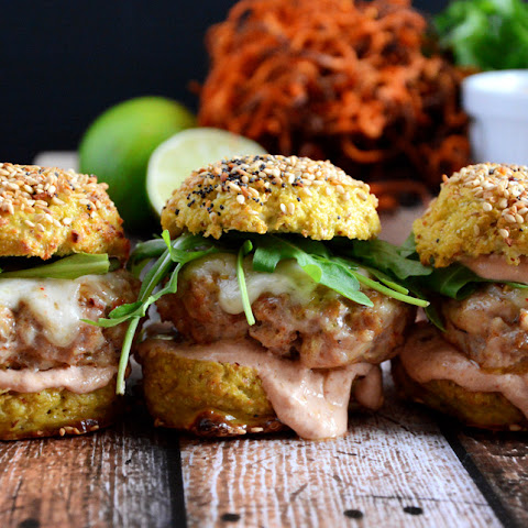 and cheese oyster slider blue cheese dip andouille blue cheese sliders ...
