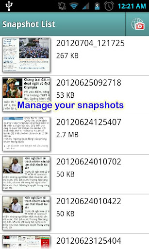 玩免費生產應用APP 下載Websnap-Web capture,Web widget app不用錢 硬是要APP