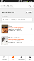 Screenshot of Bibliotheek Wise