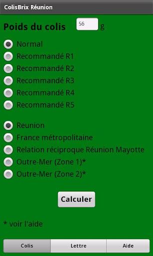 ColisBrix Réunion