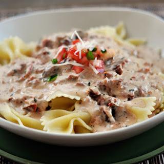 Creamy Pasta Sauce With Milk Recipes