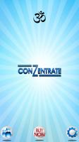 Screenshot of ConZentrate:Om Meditation Free