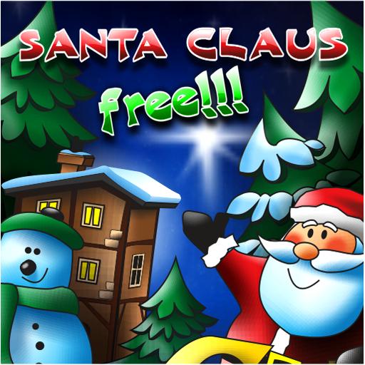 聖誕老人免費! LOGO-APP點子
