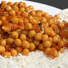 Chickpea Curry(Gluten Free)