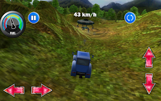 Screenshot of Tractor - Practice on the Farm