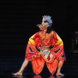 jatayu by Tt Sherman - News & Events Entertainment ( yogyakarta, ramayana, ballet, prambanan, dance )