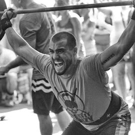 Determination by Shannon Foster - Sports & Fitness Other Sports