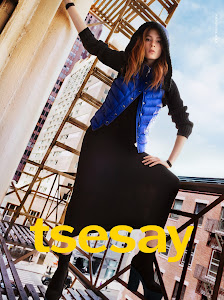 Tsesay Fall Winter 2012