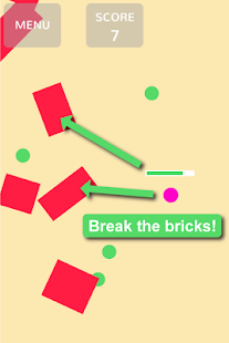 The Line : Brick Rush - screenshot