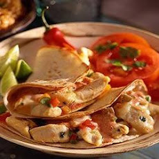 Southwest Chicken Quesadillas