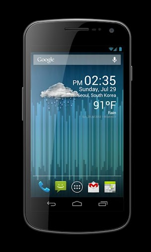 Weather Clock Widget APK