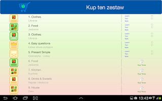 Screenshot of enTeacher - Learn English