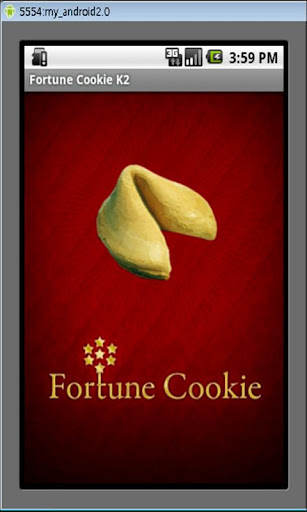 Fortune Cookie K2