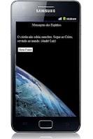 Screenshot of Mensagens dos Espíritos