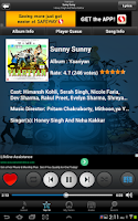 Screenshot of Hindi Songs & Bollywood Music