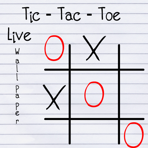 Tic Tac Toe Live Wallpaper
