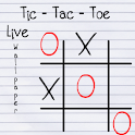 Tic Tac Toe Live Wallpaper icon