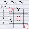 Tic Tac Toe Live Wallpaper icon