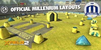 Screenshot of XField Paintball 2 Multiplayer