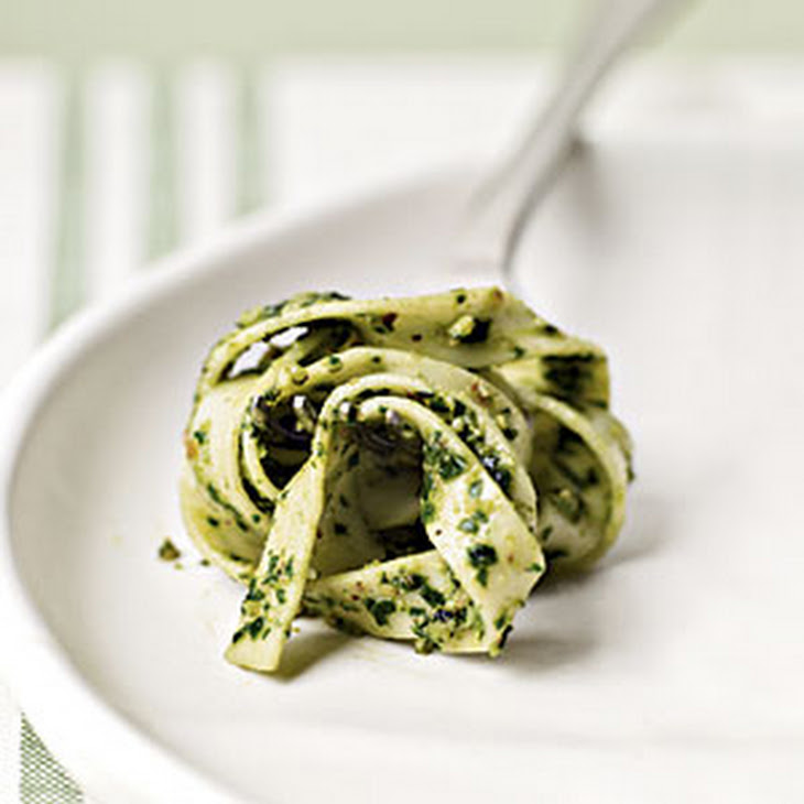 Parsley and Walnut Pesto Rezept | Yummly