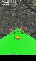 Screenshot of Tower Dive Cat
