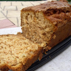 Incredibly Moist Apple Bread