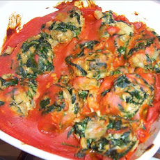 Curried Spinach Balls