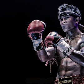 Buakaw by Charlo Micallef - Sports & Fitness Boxing ( kick boxing, muay thai, thailand, buakaw, k1 )