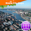 Kiel Street Map icon