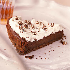 Mint-Fudge Tart