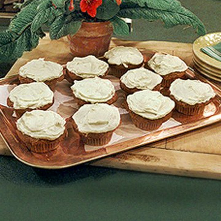Spelt And Carrot-Ginger Cupcakes Recipe — Dishmaps