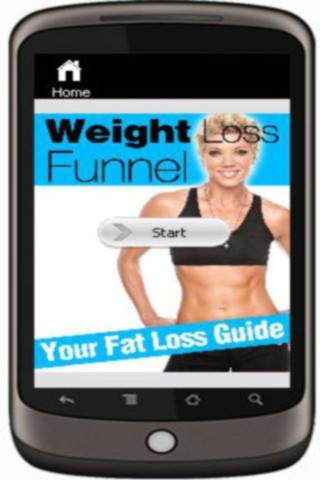 【免費書籍App】Weight Loss Funnel-APP點子