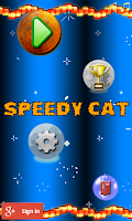 Screenshot of Speedy Cat
