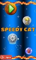 Screenshot of Speedy Cat