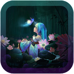 Elf World wallpaper PRO APK Image