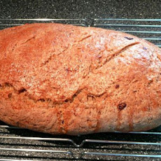 Hearty Onion Rye Bread (Bread Machine)