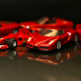 My Ferraris by Syahrul Nizam Abdullah - Artistic Objects Toys
