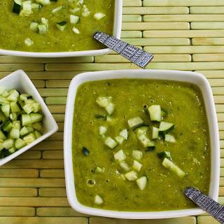 Green Avocado Gazpacho Recipes