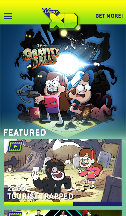 Disney XD - Watch & Play! Screenshot 2