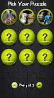 Screenshot of Novak Puzzles