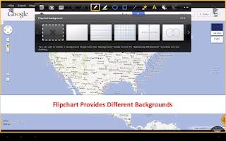 Screenshot of Splashtop Whiteboard
