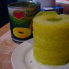 Jello in a can