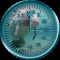 Manatee 4 Analog Clock icon