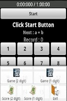 Screenshot of add Number Game