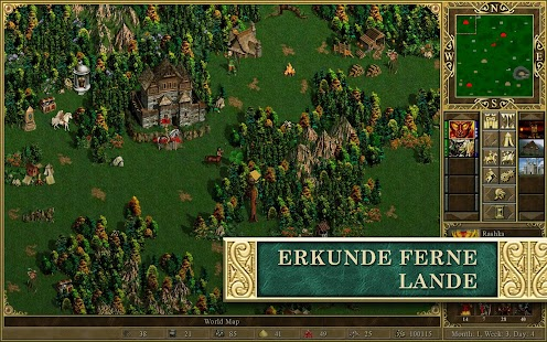 Heroes of Might & Magic III HD Screenshot